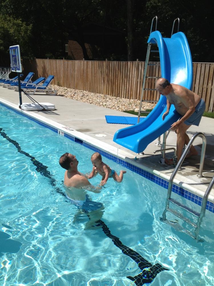 poolslide